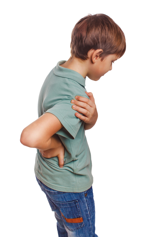 Пятна на спине у ребенка: подробный